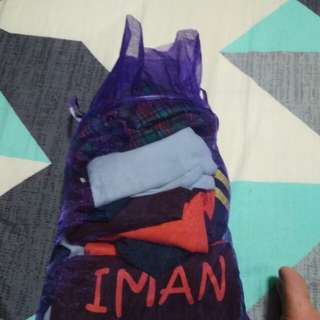 Iman School Uniforms (Complete) with dress
