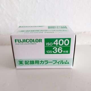 FujiColor  industrial 400