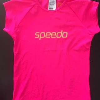 Pink speedo shirt