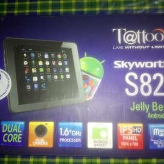 Skyworth S82 tablet