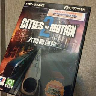 PC Game - Cities In Motion 2