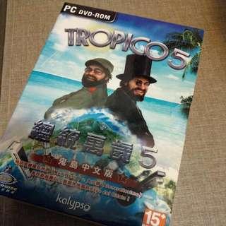PC Game - Tropico 5