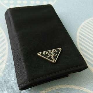 PRADA Key Holder (Authentic)