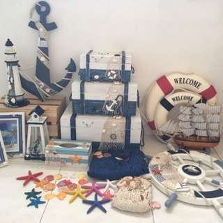 Nautical Theme Party Props