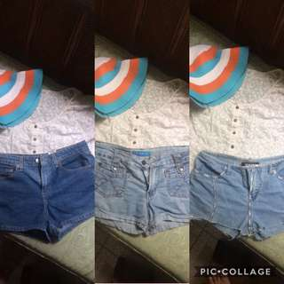 SALE! 3 shorts for Php150!!!