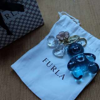 Authentic Furla Candy Keychain (New)