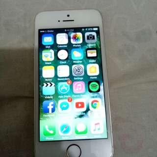 Iphone 5s 32 gb (RUSH)