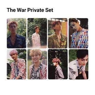 [PREORDER] Exo The War /The Power of Music Photocard .