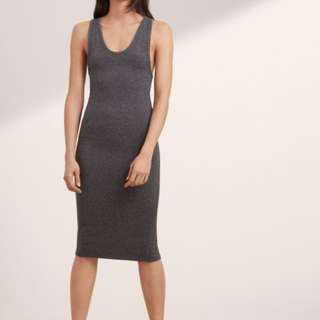 Aritzia Community Rosenberg Dress