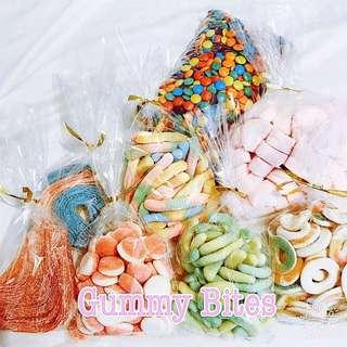 Gummy Supplies for Candy Buffet