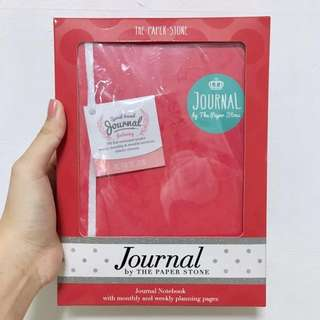 The Paper Stone Journal / Scheduler
