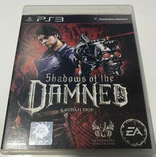 PS3 Shadow Of The Damned