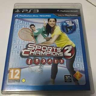 PS3 Sports Champion 2