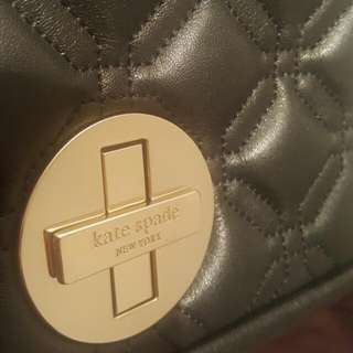 Gorgeous Little Black Kate Spade Purse