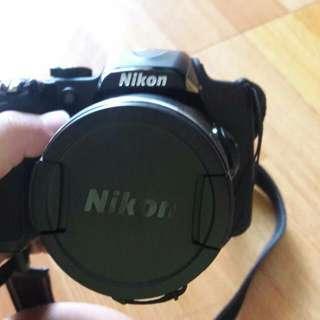 【Nikon】 P600 60倍光學變焦數位相機黑色