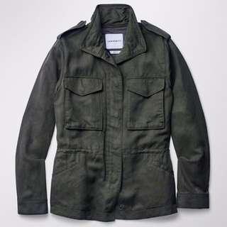 Aritzia Community Military Style Jacket