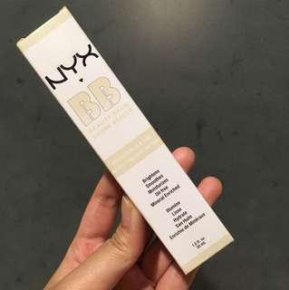 NYX BB cream CR01 Nude
