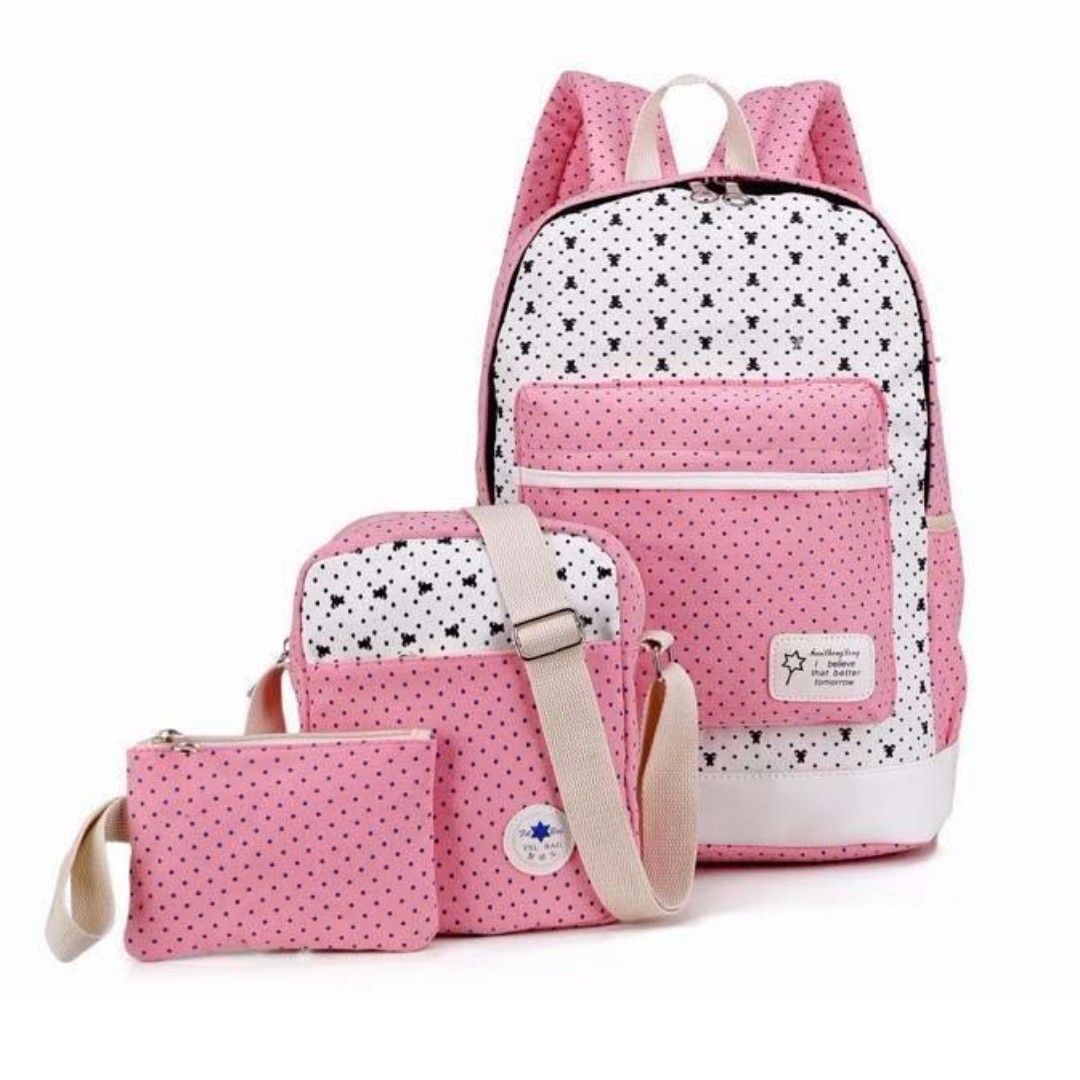 3in1 Bag set