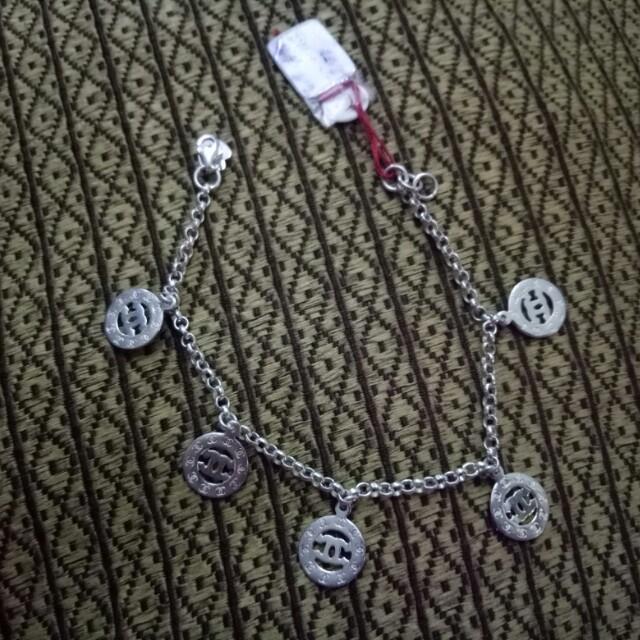 925 silver chanel bracelets