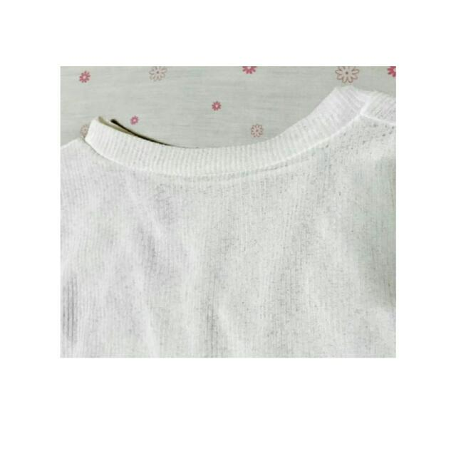 雪紡針織上衣
