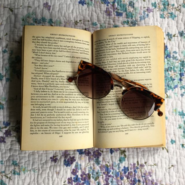 ⚫️ Round Sunglasses ⚫️