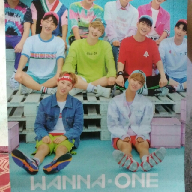 A3 Posters K-Pop anime (Pre Order)