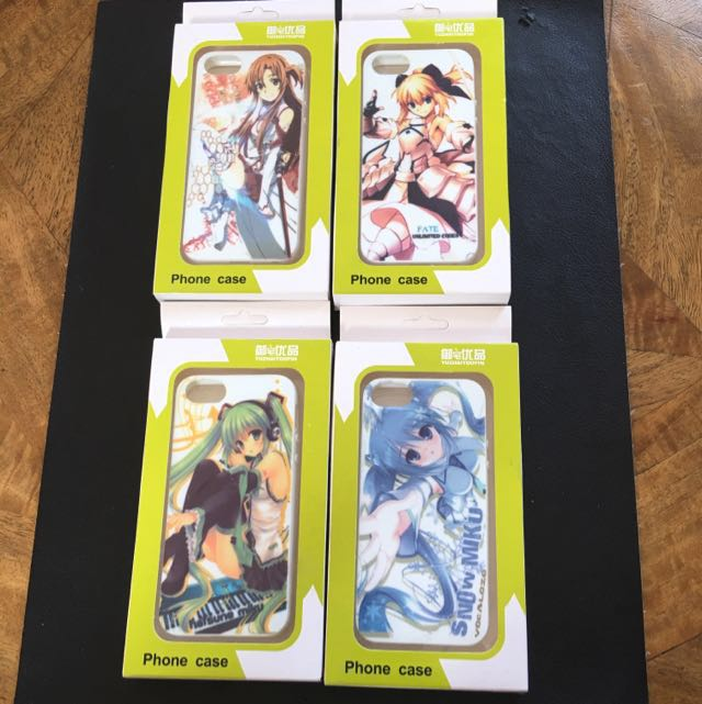 Anime & Vocaloid iPhone 5 Case