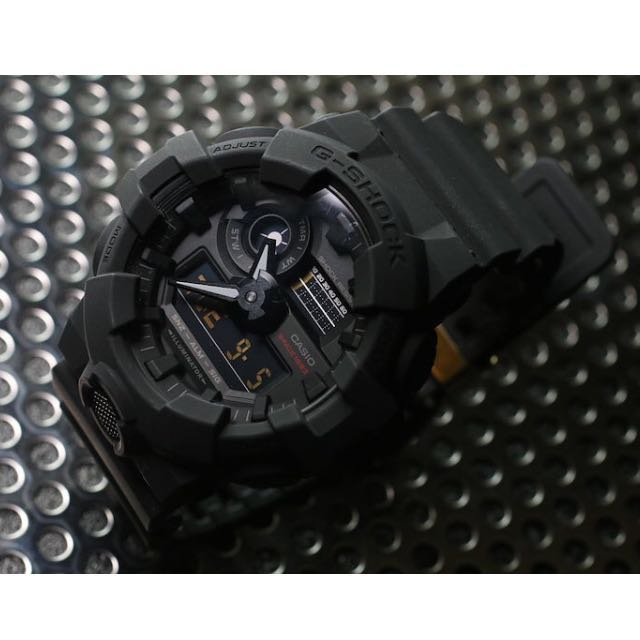 f2c00d89235 Authentic Brand New Casio G-Shock 35th Anniversary Big Bang Black  GA-735A-1A Men's Watch GA735A GA735A-1 GA-735A-1 GA735A-1A GA-735-1A  GA-735-1 Eric ...