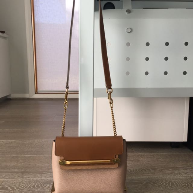 Authentic Chloe Clare Bag
