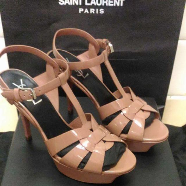 Authentic YSL Tribute low heels *repriced*