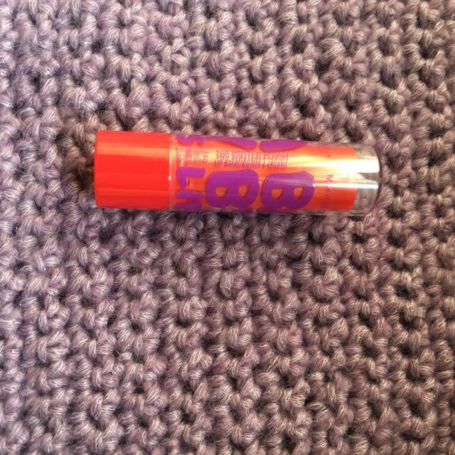 Baby lips tinted lip balm