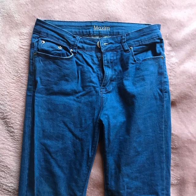 Blue Maxim Jeans