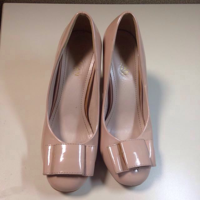f4f6a8c326ee Blush High Heels Shoes (Parisian)