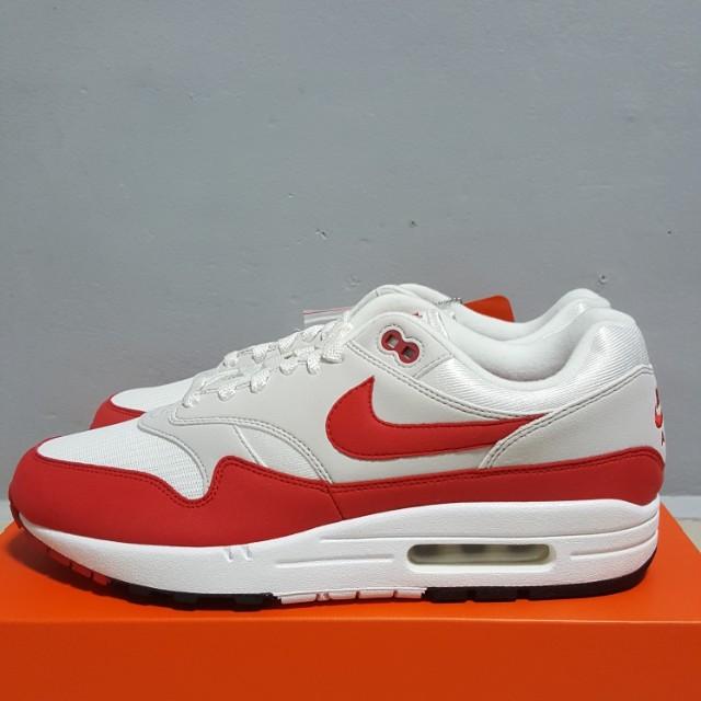 more photos 899a1 296ab BN Nike Air Max 1 OG Anniversary, Men's Fashion, Footwear on ...