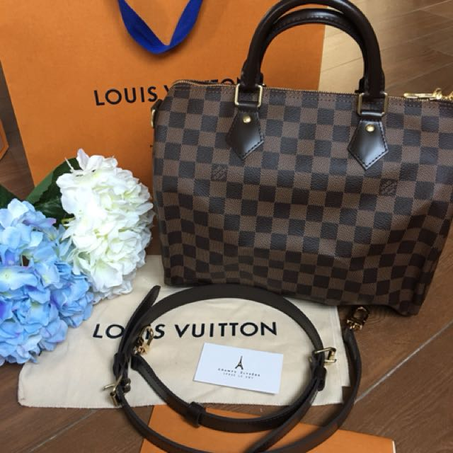 fc439157535eb bn Louis Vuitton Speedy bandouliere 30