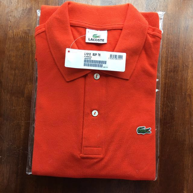 Brand new Lacoste Polo shirt