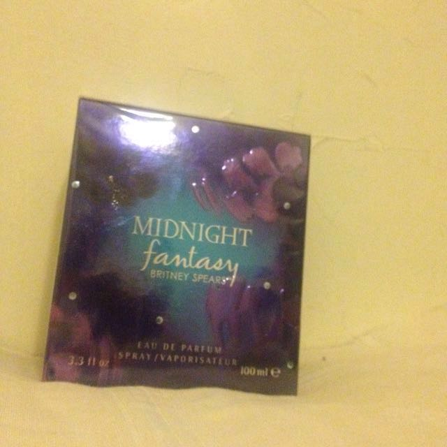Brittany Spears Midnight Fantasy Perfume *new*