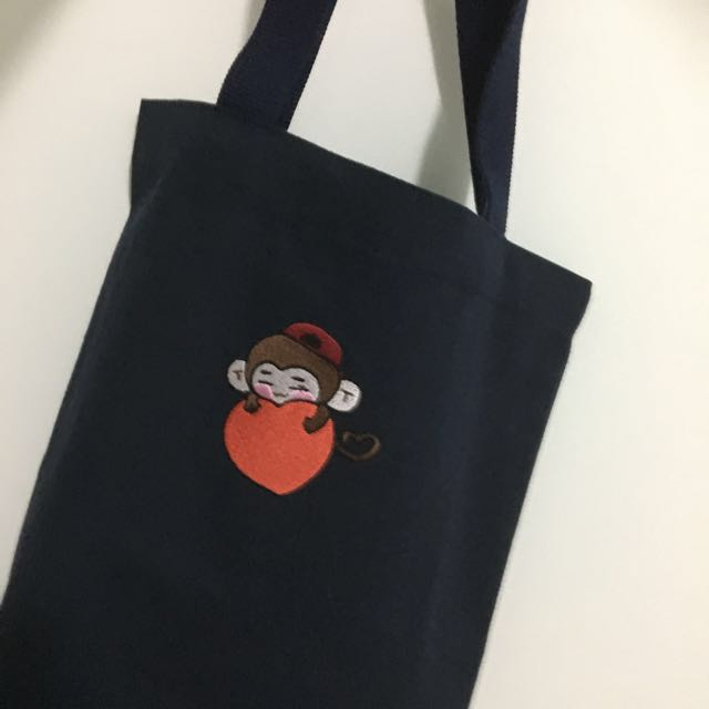 BTS Bangtan Taehyung Tote Bag