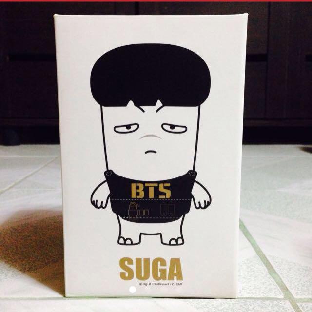 BTS Suga (16cm) Hiphop Monster Figure