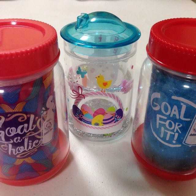 Bundle 1 -Drinking Cups