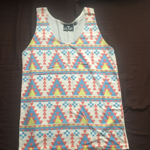 Bundle Culture Tank Top (2pcs)