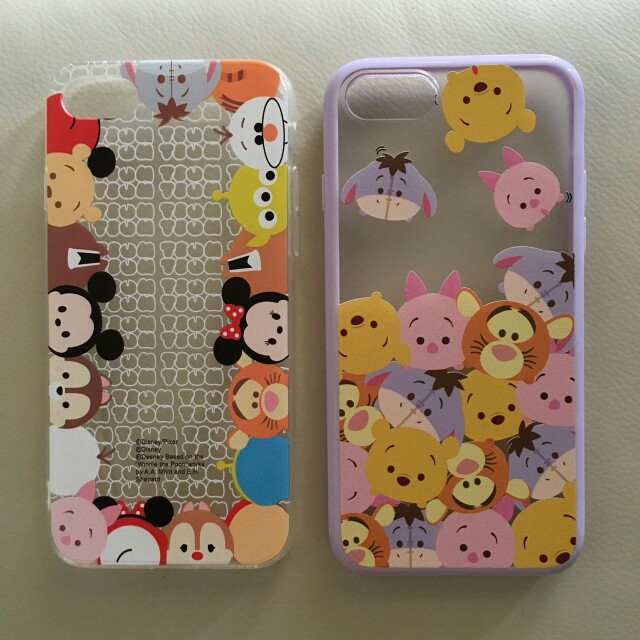 Case Tsum-Tsum Iphone 7