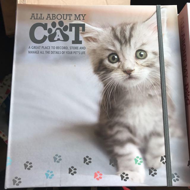 Cat Log Book