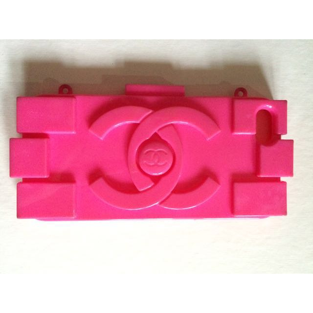 Chanel Lego Case for Iphone 5/5s