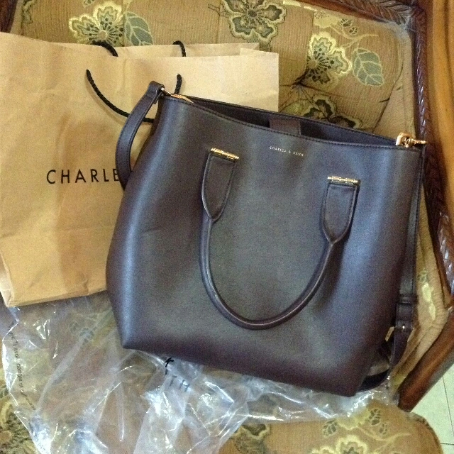 Charles & Keith Bag Original!
