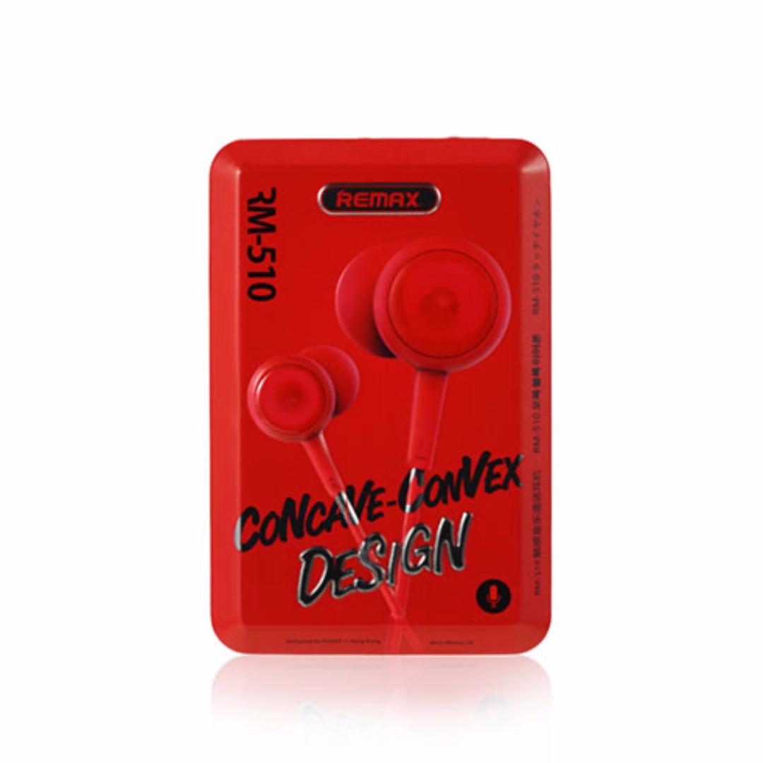 Remax Earphones Electronics Audio On Carousell Earphone Philips She 3590