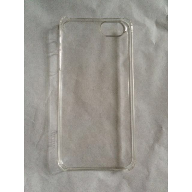 Clear Case for Iphone 5/5s