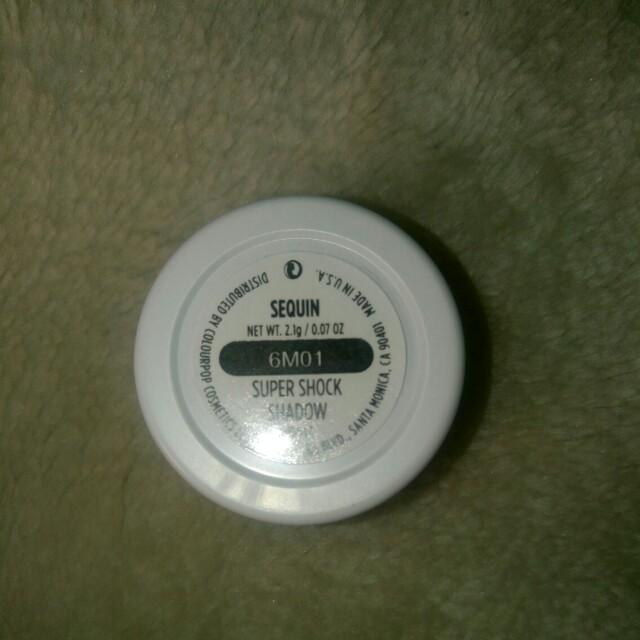 Colourpop Super Shock Shadow in Sequin