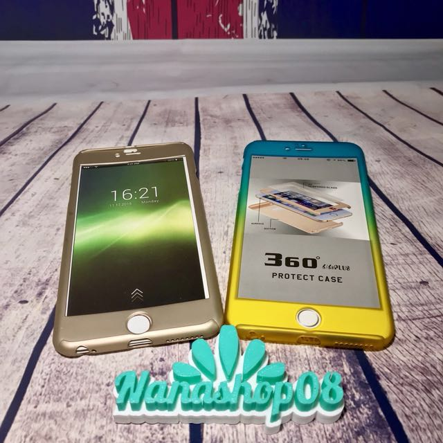 CUCI GUDANG !! Full Case Protection For Iphone 6+