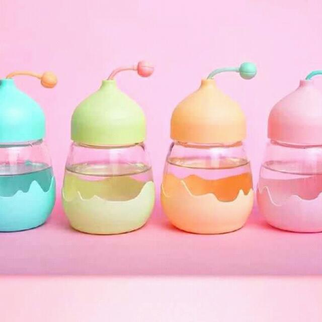 Cutie Glass Bottle